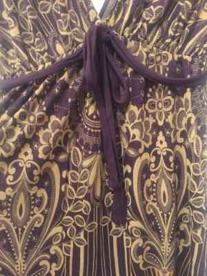 Printkleid aus Jersey von MANGO