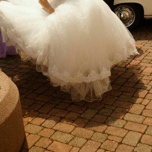 Prinzesinnen Brautkleid