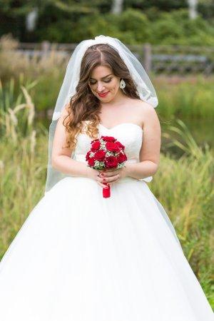 Prinzessin Hochzeitkleid wie neue