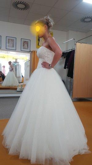Prinzessinen-Hochzeitskleid
