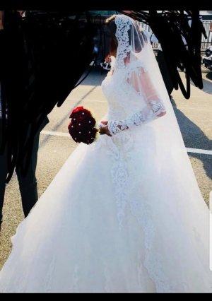 Prinzessinnen Braut / Hochzeitskleid