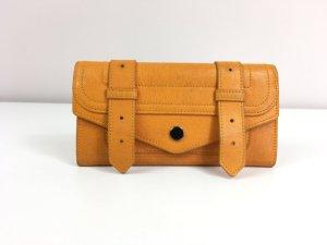 Proenza Schouler Geldbörse Portmonee Brieftasche Bifold Orange