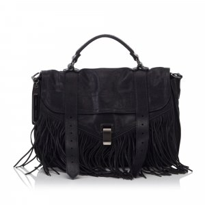 Proenza Schouler Leather Fringe PS1
