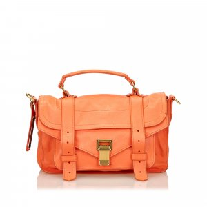 Proenza Schouler Leather Tiny PS1