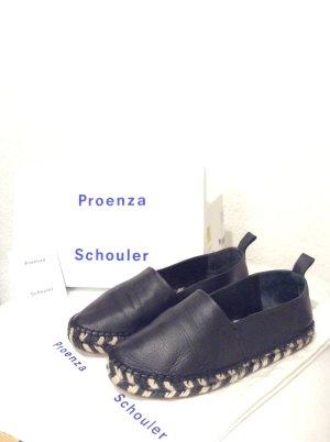 Proenza Schouler Leder Espandrilles