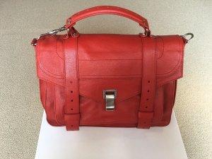 Proenza schouler Crossbody bag red leather