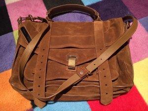 Proenza schouler Handbag multicolored suede