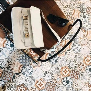 Proenza schouler Crossbody bag white leather