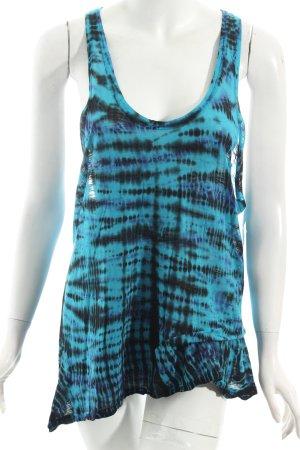 Proenza schouler Tank Top batik pattern casual look
