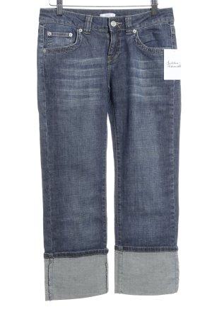 Promod 7/8 Jeans blau Casual-Look