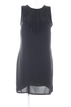 Promod A-Linien Kleid schwarz Business-Look