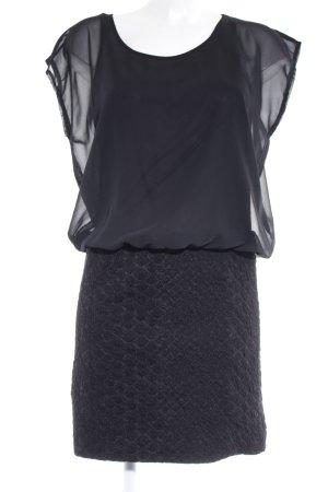 Promod Abendkleid schwarz Casual-Look