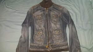 Promod blaue Jeansjacke