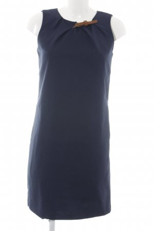 Promod Robe crayon bleu style d'affaires