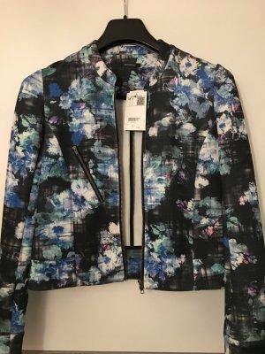 Promod Blouson dark blue-black polyester