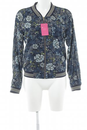 Promod Blouson florales Muster Casual-Look