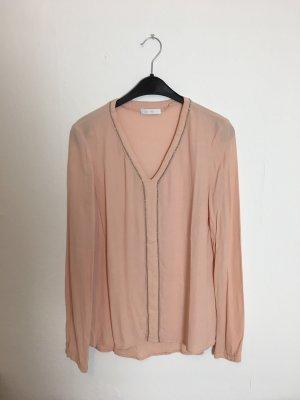 Promod Bluse GR. S lachsfarben rosa rosé