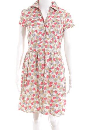 Promod Blusenkleid florales Muster klassischer Stil