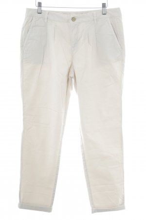 Promod Chinohose hellbeige Casual-Look