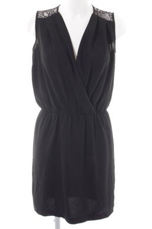 Promod Cocktailkleid schwarz schlichter Stil