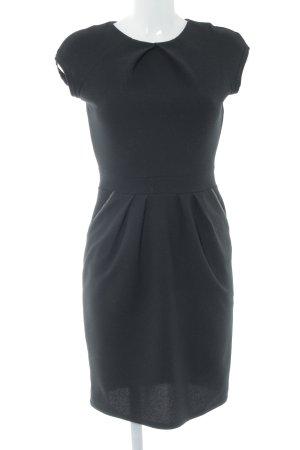 Promod Cocktailkleid schwarz-silberfarben Elegant
