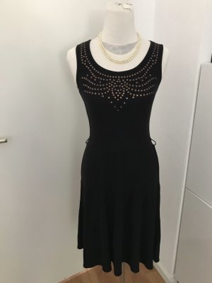 Promod Woolen Dress black