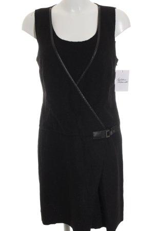 Promod Etuikleid schwarz Elegant