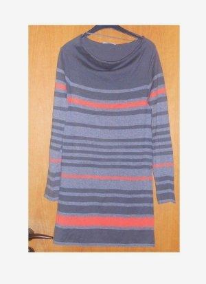Promod Feinstrick Größe 36 /38 Kleid mit Wasserfallausschnitt wie neu