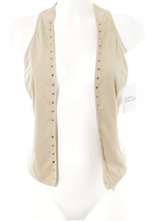 Promod Fellweste beige Casual-Look