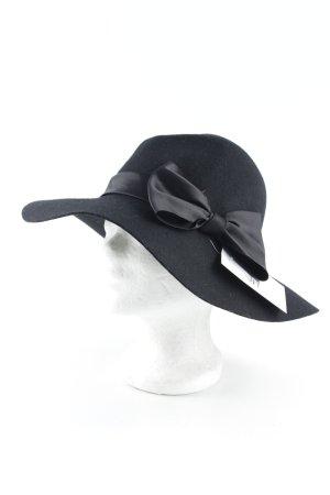 Promod Felt Hat black elegant