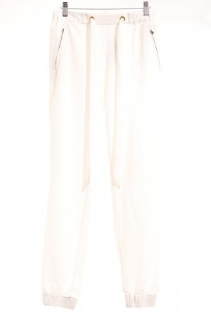 Promod Harem Pants natural white-oatmeal casual look