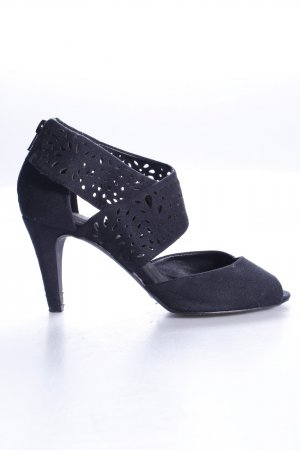 Promod High Heels schwarz