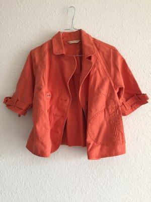 Promod Jeansjacke orange