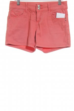 Promod Jeansshorts lachs Casual-Look