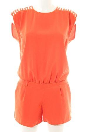 Promod Jumpsuit hellorange Casual-Look