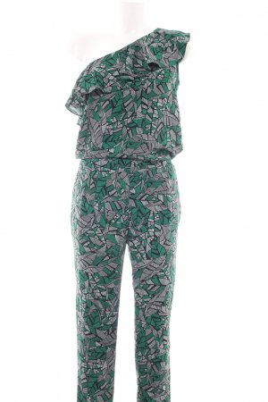 Promod Jumpsuit abstraktes Muster Casual-Look