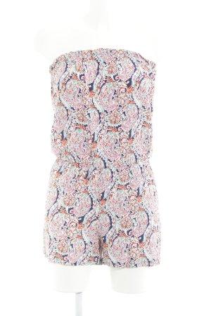Promod Jumpsuit Blumenmuster Boho-Look