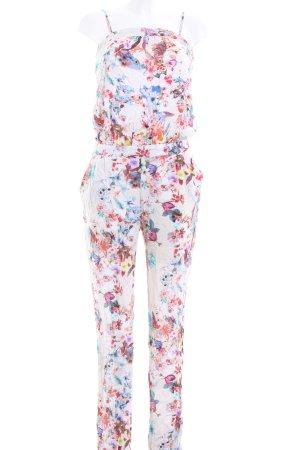 Promod Jumpsuit Blumenmuster Casual-Look