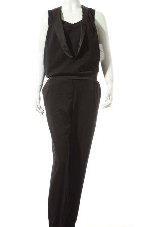 Promod Jumpsuit schwarz Eleganz-Look
