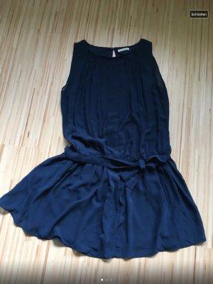 Promod vestido de globo azul-azul oscuro