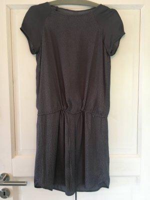 Promod Kleid blau / lila Gr. 36