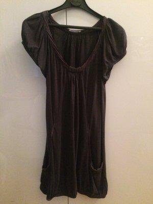Promod Kleid blau-taupe
