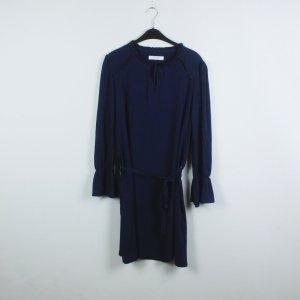 Promod Blusenkleid Gr. 40 dunkelblau (19/04/346)