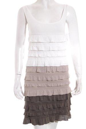 Promod Kleid mehrfarbig Lagen-Look