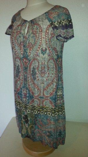 Promod Kleid mit orientalischem Muster Gr. 38