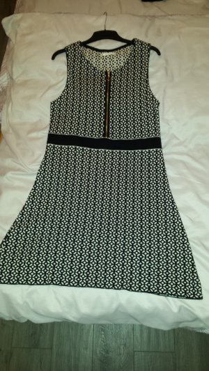 PROMOD Kleid Retro-Style Gr. XL (eh 40/L) schwarz-weiß *neu*