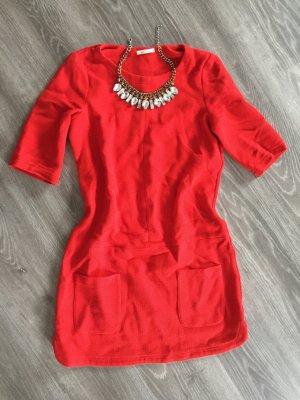 Promod Kleid Rot Gr M