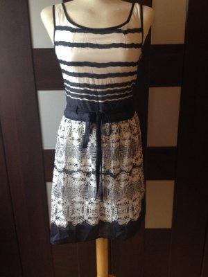 Promod kleid streifen chic blogger