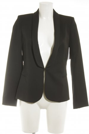 Promod Kurz-Blazer schwarz Business-Look