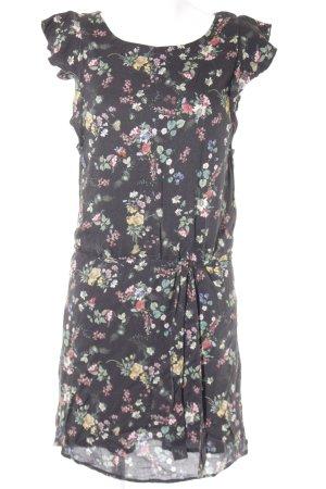Promod Kurzarmkleid Blumenmuster Casual-Look